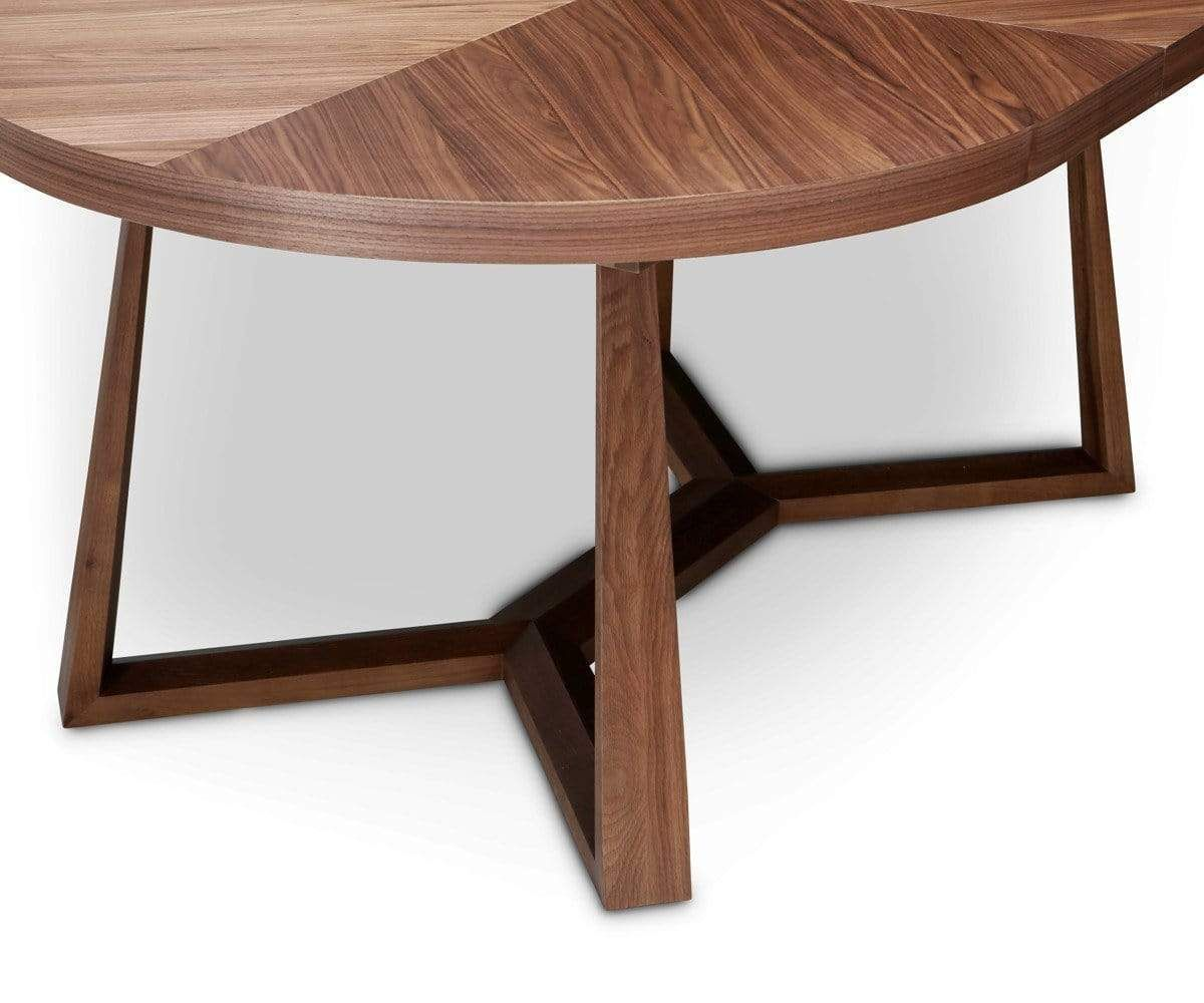 Oliver Oval Extension Dining Table In 2020 Extension Dining Table Scandinavian Dining Table Dining Table