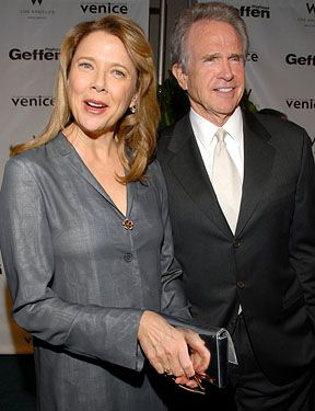 Annette Bening And Warren Beatty Always
