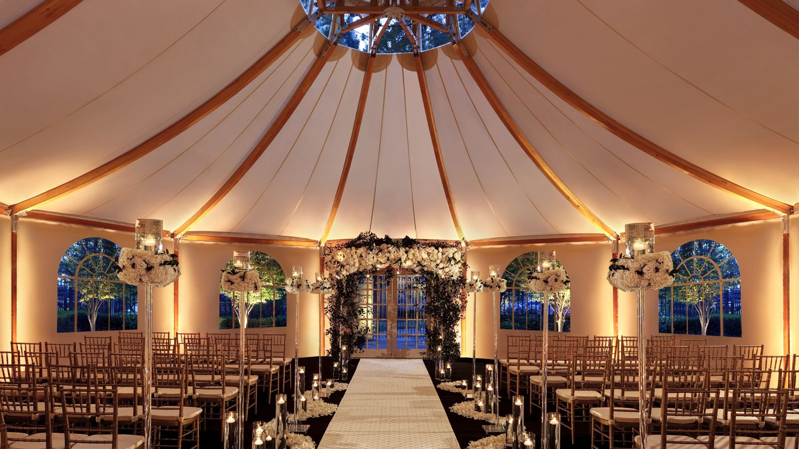 Luxury Weddings Outdoor Wedding