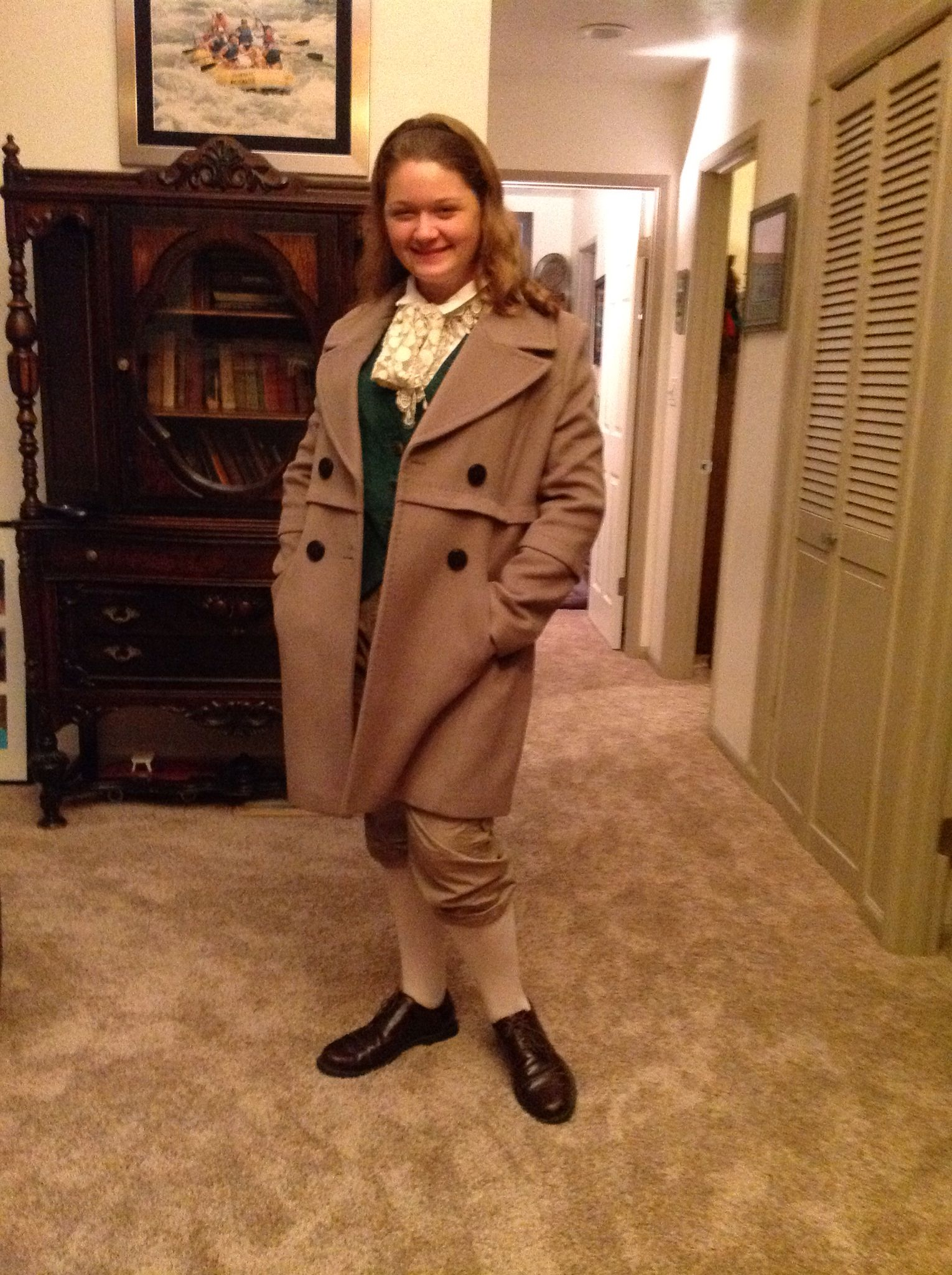 Benjamin Franklin Costume With Images