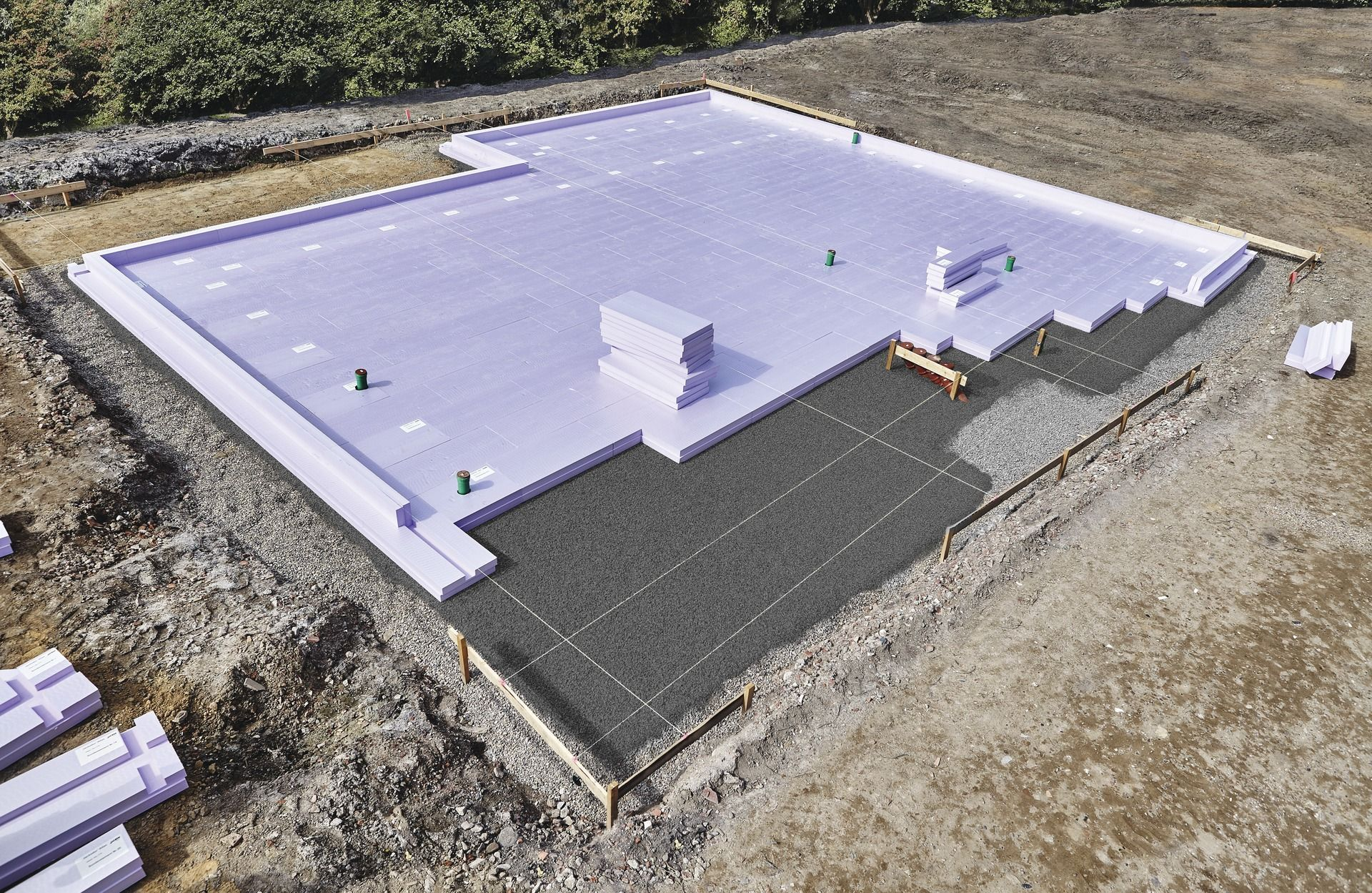 Pin von Thomas Löwe auf Bodenplatte betonieren in 2020