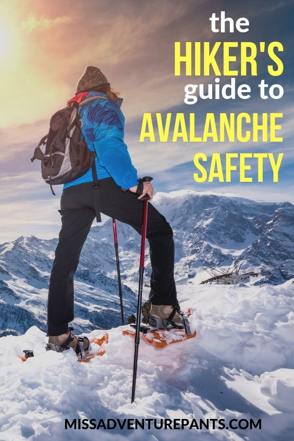 Photo of Should you worry about avalanches when hiking?