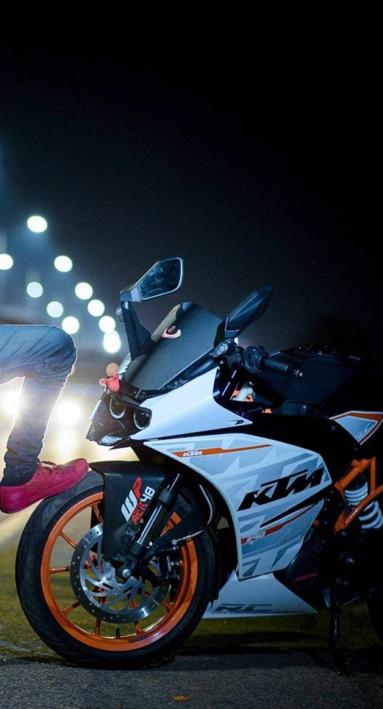 Ktm Bike Wallpapers With Images Ktm Rc Ktm Rc 200 Ktm