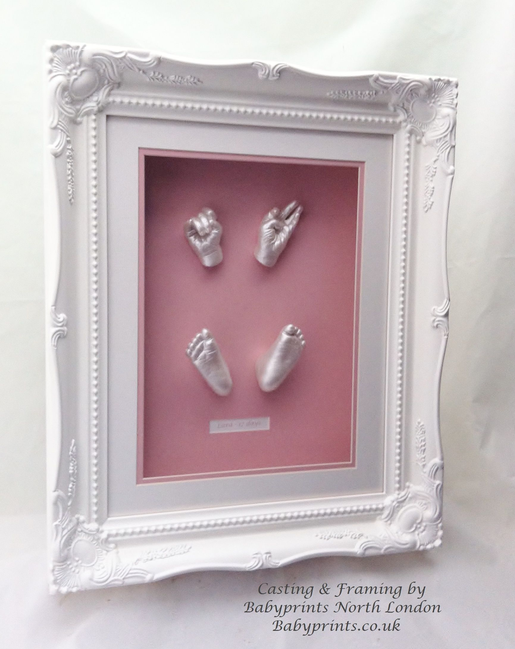 Classical swept frames are our latest style of frame tiny baby classical swept frames are our latest style of frame tiny baby hand and feet casts jeuxipadfo Images