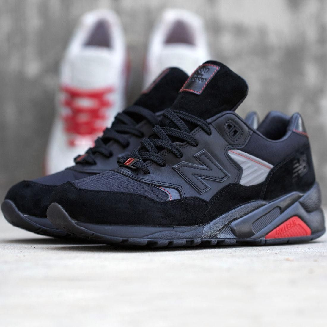 BAIT x G.I. Joe x New Balance Men MT580GI1 - Snake Eyes (black)