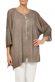 Barbara Speer Slouch Top