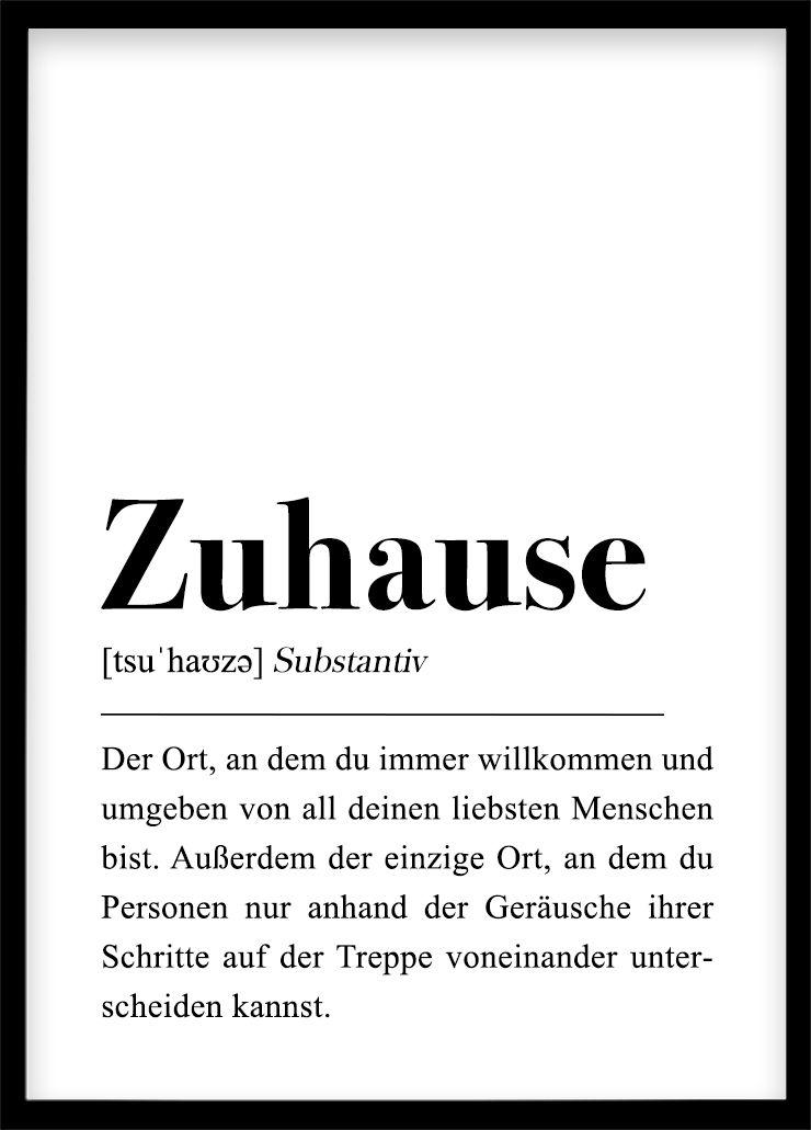 Gallery Zuhause Definition Poster DIN A4, Einzug Geschenk Erste eigene Wohnung Richtfest Geschenk gemütlich Wohnen Plakat Mitbringsel für Haus is free HD wallpaper.