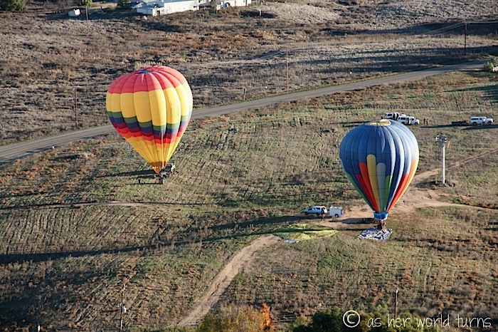 hot air balloon ride in Temecula, CA http//www