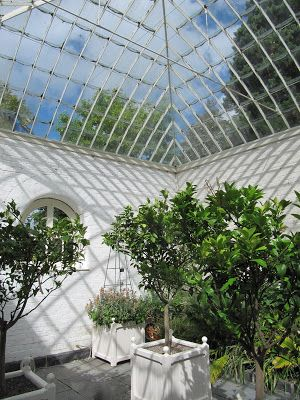 My Parents Were Visiting From The States Recently And When We Were Heading Back From Kinsale To Nenagh We Decided To Visit Garden Room Greenhouse Outdoor Rooms