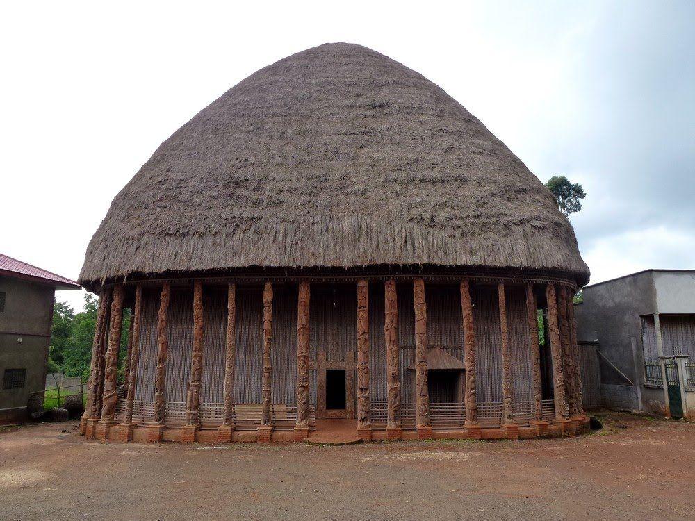 Bandjoun, Cameroon Construire maison Pinterest Arquitetura - construire une maison au mali