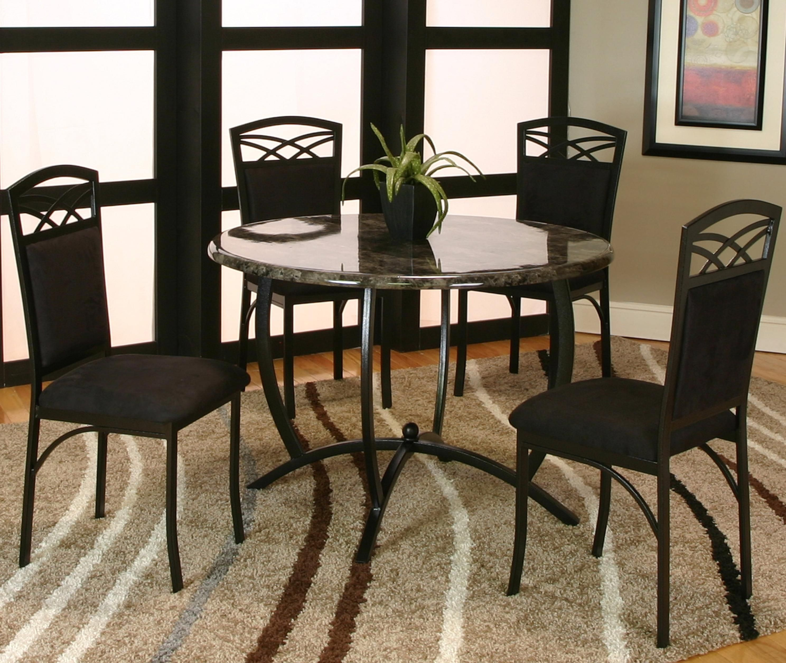 Electra 5 Piece Dining Set By Cramco Inc