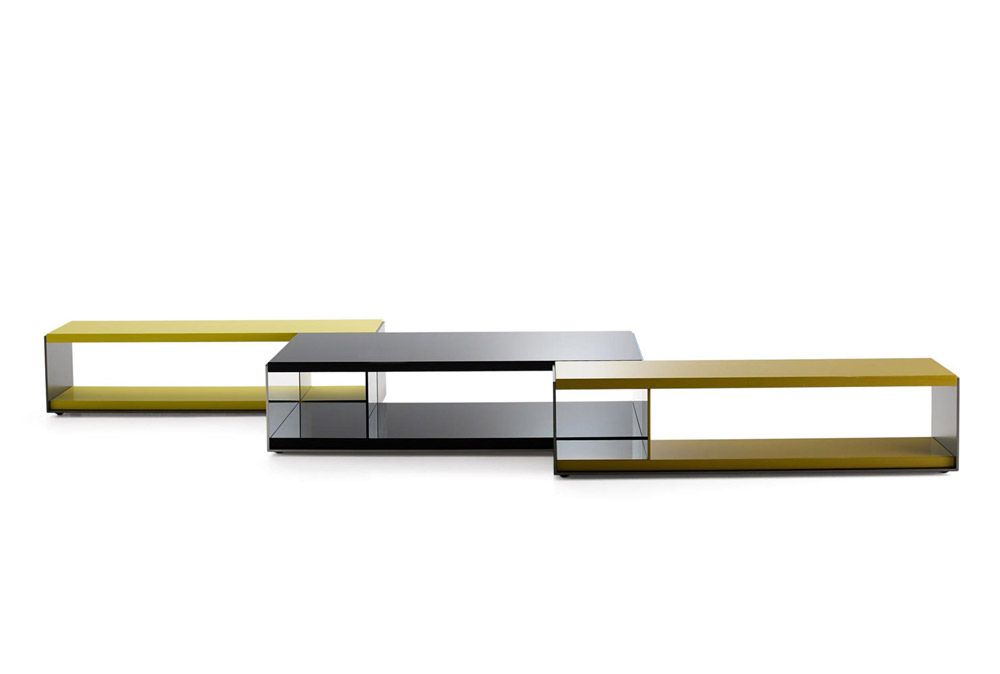 Tavolino Surface di B&B Italia   #design #geometria #arredamento  