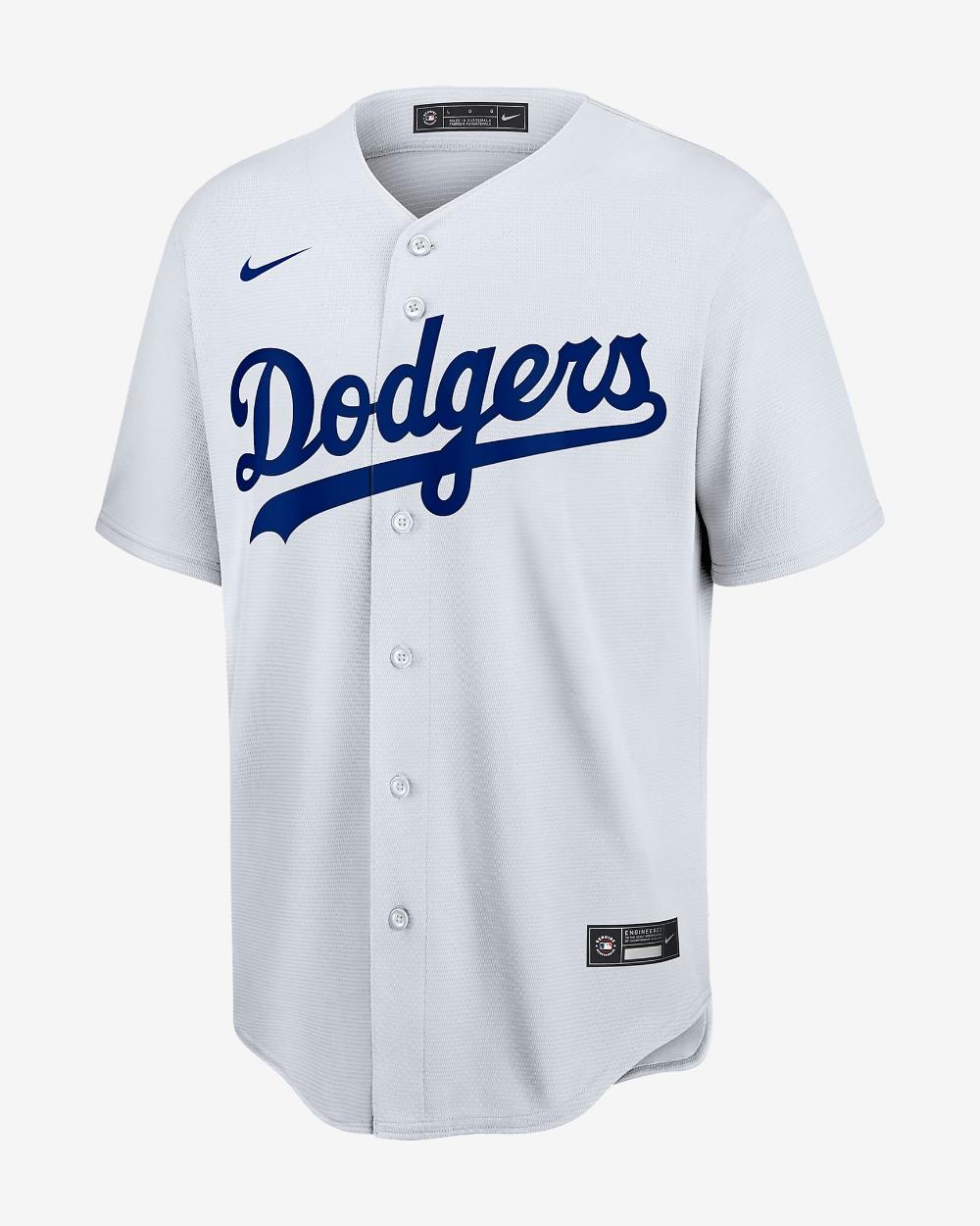 Mlb Los Angeles Dodgers Mookie Betts Men S Replica Baseball Jersey Nike Com In 2020 Dodgers Los Angeles Dodgers Baseball Jerseys