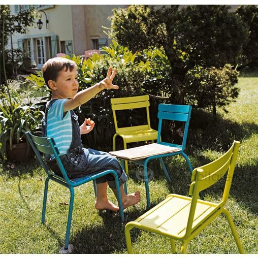 Fermob - Mobilier De Jardin Kid - Collection Luxembourg Kid