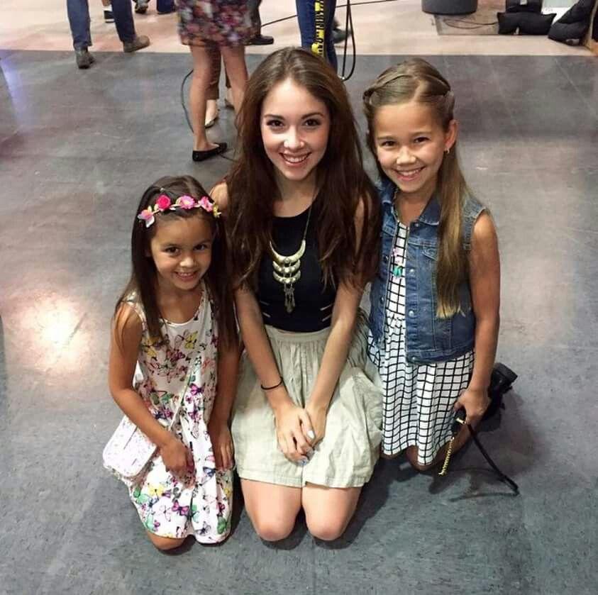 Haley, Brooklyn and Brooklyn little sister.