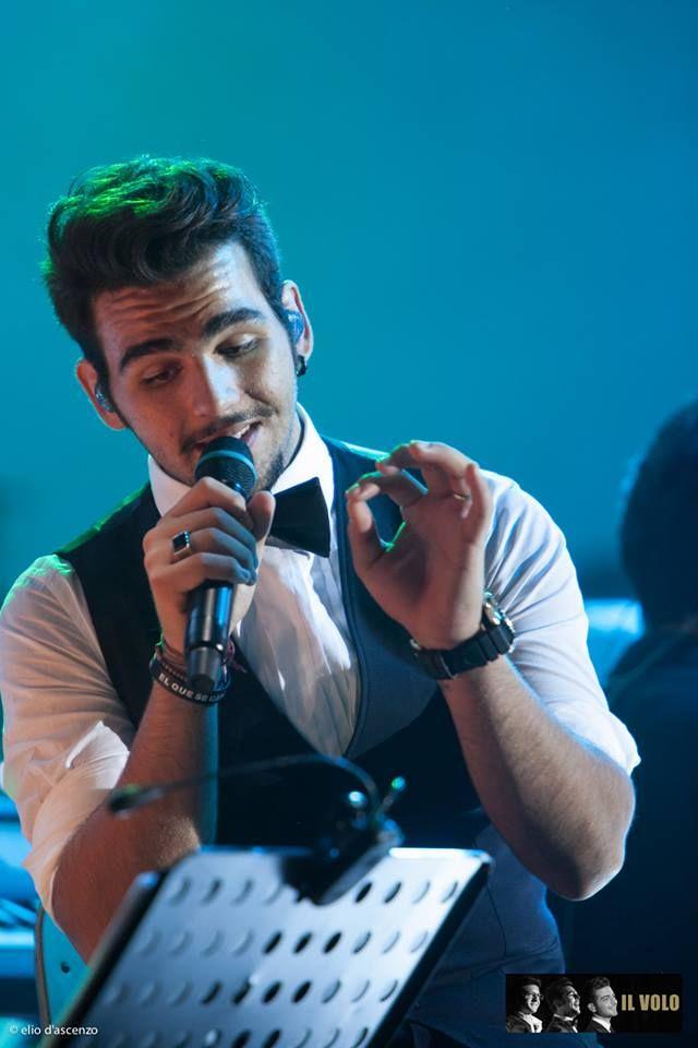 Il Volo Concert in Pescara - Sep 5, 2014