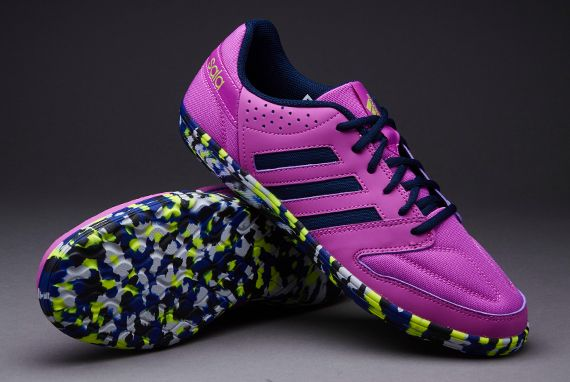 adidas rosados de futbol