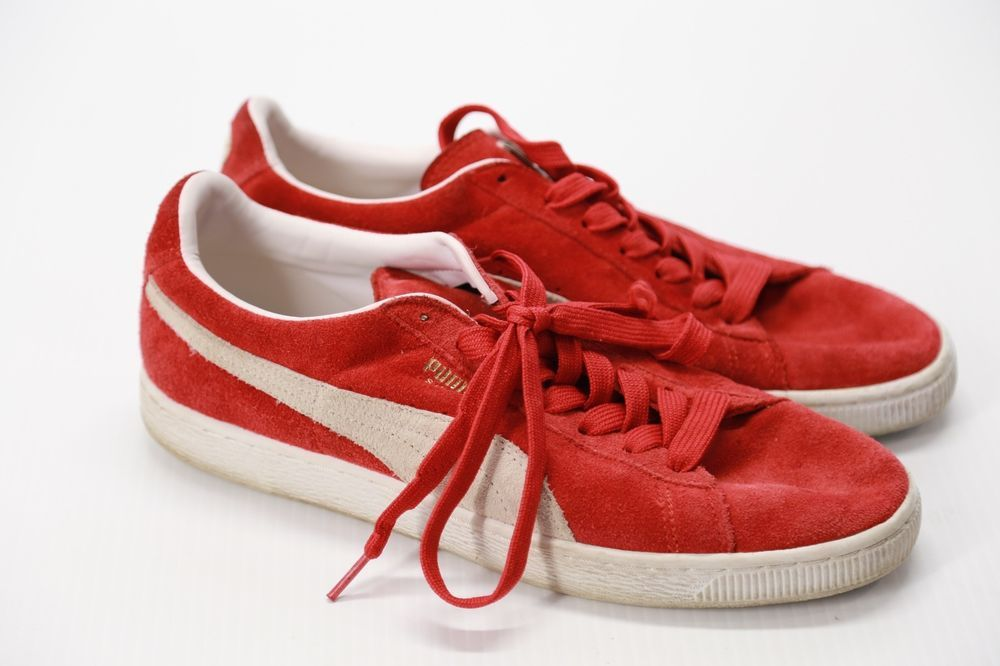 cheap for discount 1bcd6 90d5a Puma Men's Suede Classic Laced Sneakers Size 10 #PUMA ...