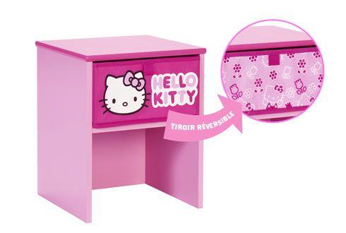 Table de chevet Hello Kitty