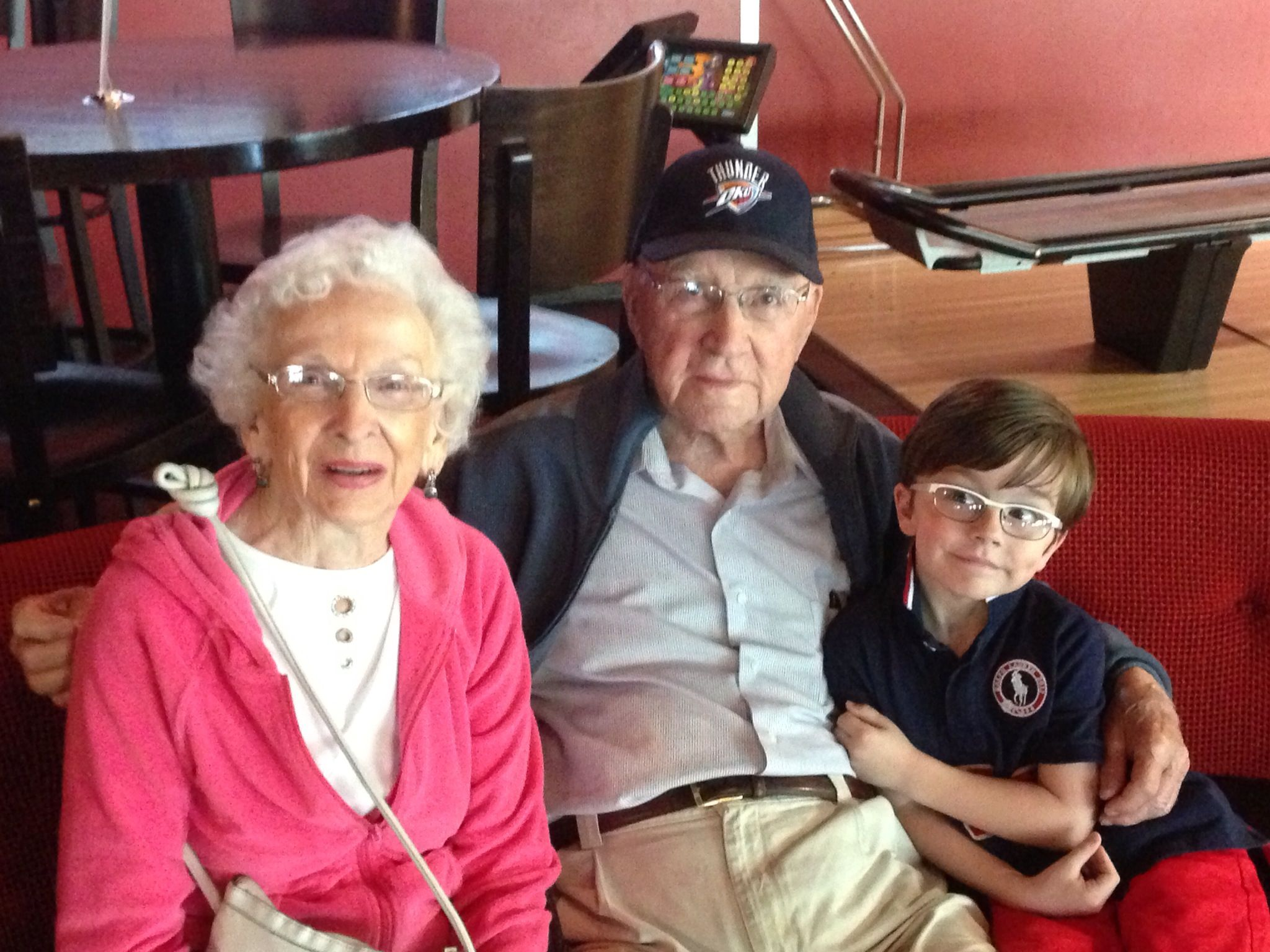 Great-grandparents are awesome!