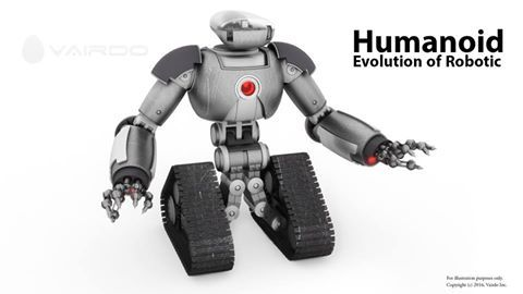 Humanoids Nasa And Space Organizations Are Broadening The Scope Of