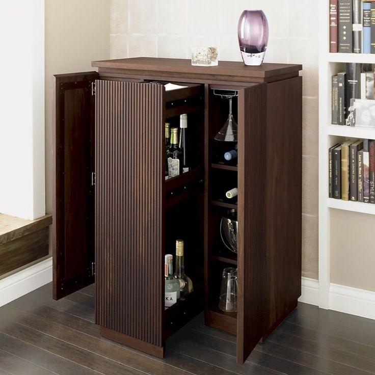 Kitchen Bar Cabinets: Monaco Bar Cabinet In Bar Cabinets