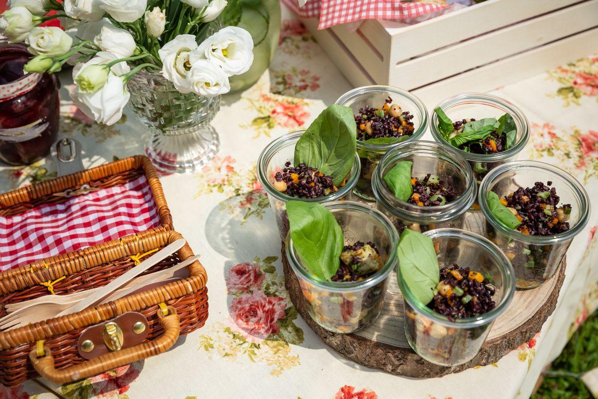 Picnic vintage sul lago - Idee in cucina by Il Cucchiaio d ...