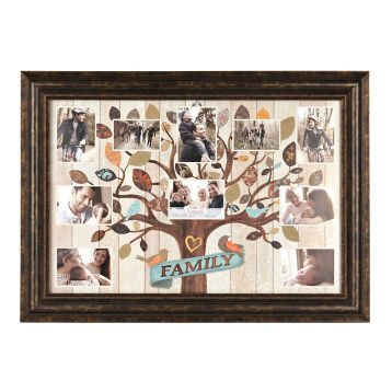 Eternal Family Tree Collage Frame | Family trees, Collage and ...