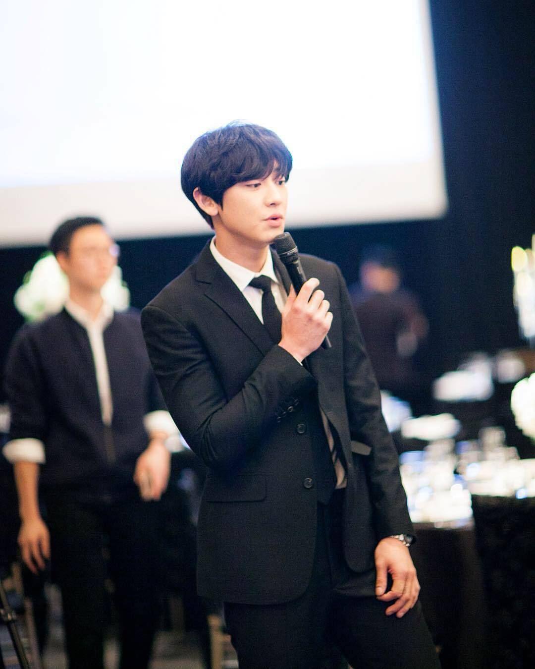 Baekhyun Brother Wedding 2
