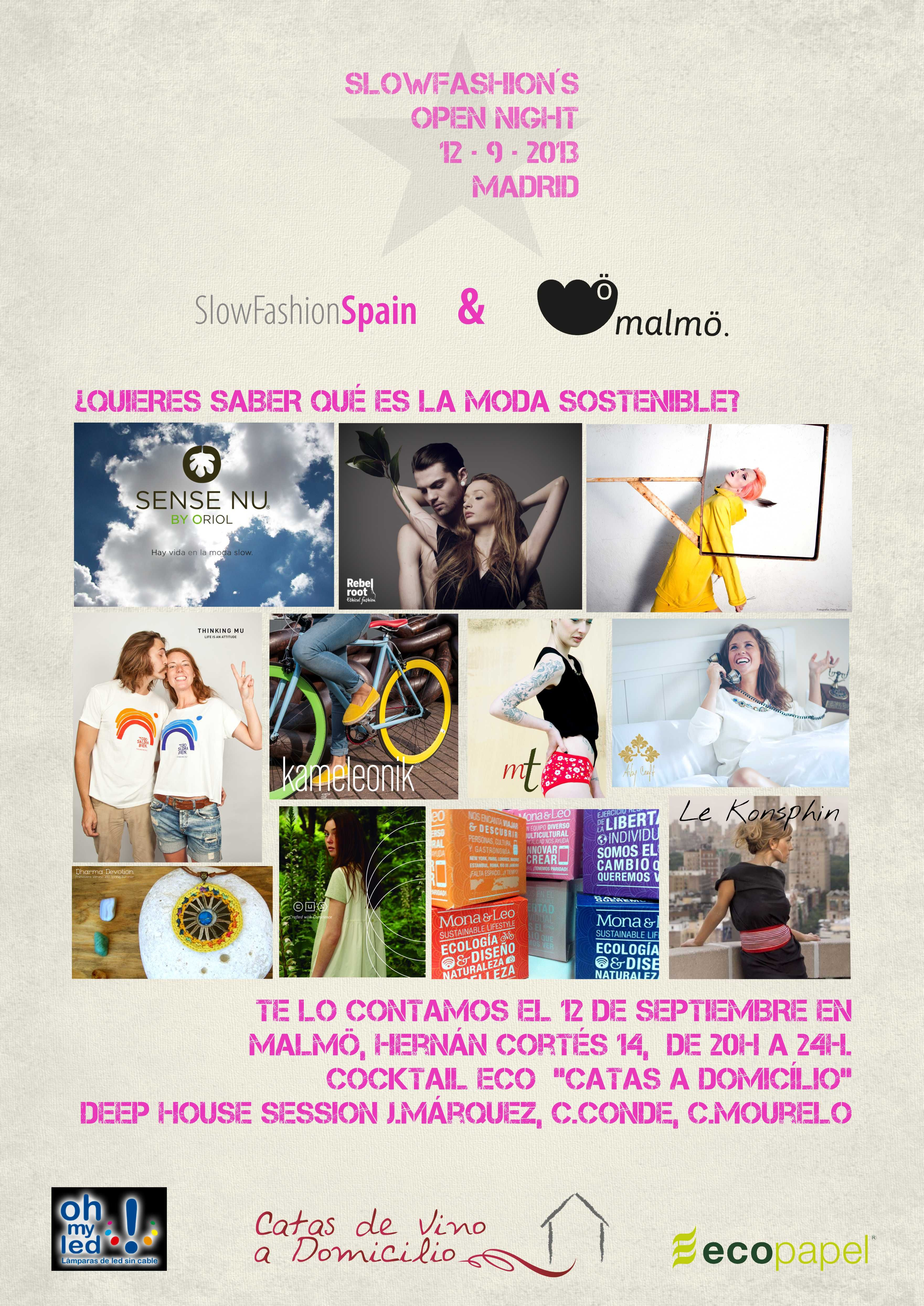 Fashion Night Out Madrid Septiembre/2013