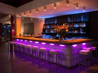Decoracion de bares bar interior and interiors - Como decorar un bar ...