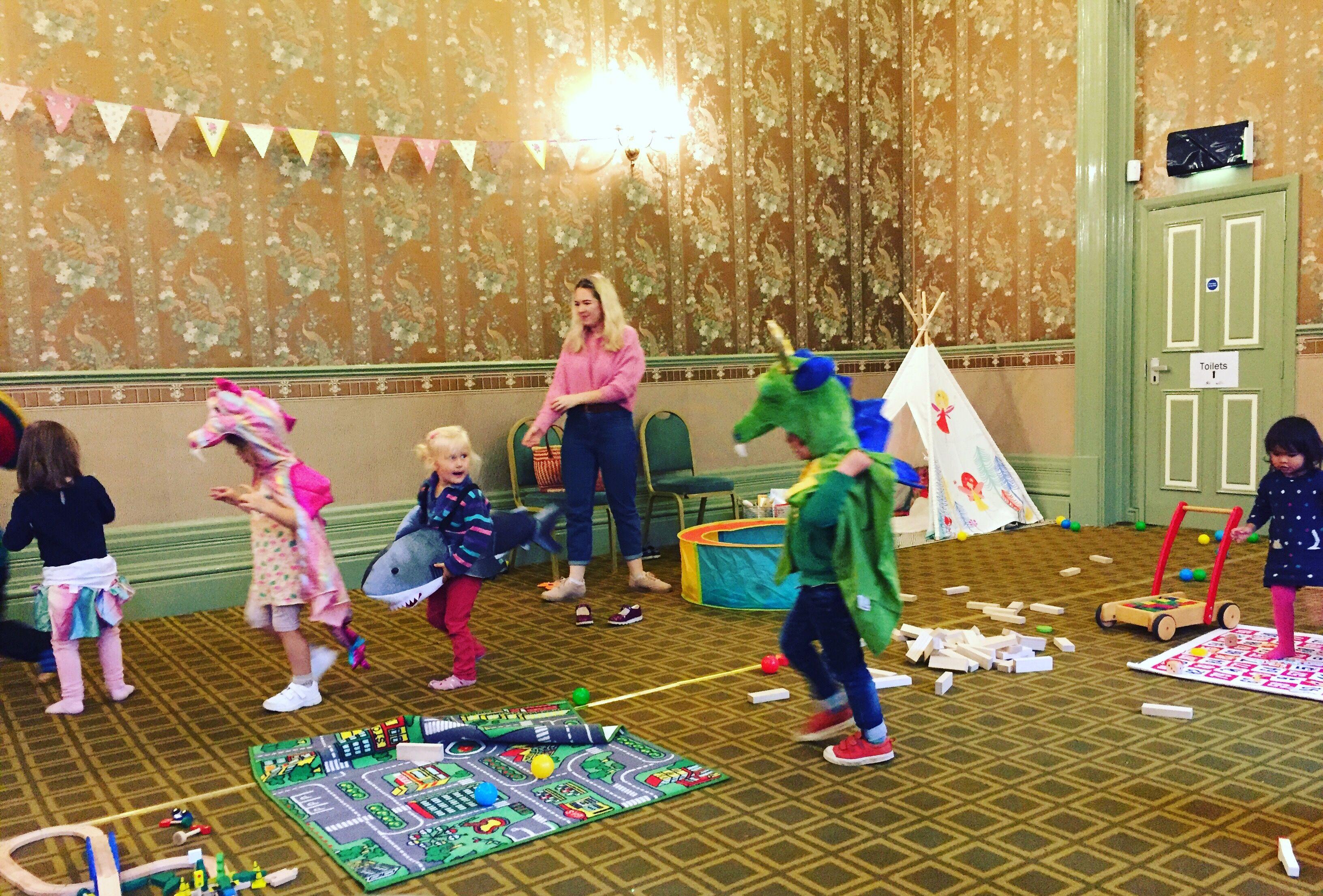 Photo of Kids Plastic Free Crèche Party