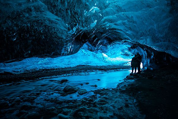 ice cave proposal