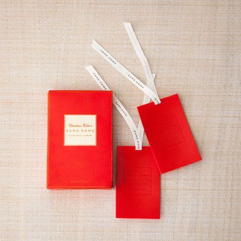 Home De Zara Carte Parfumée Christmas 311 Gingerbread Editionlot wnkOP0