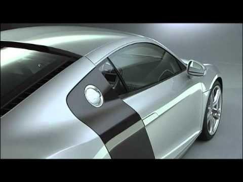 Audi R8: Tecnología. - YouTube