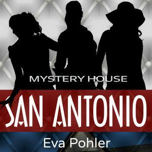 The Mystery House: San Antonio Is Now Available in Audiobook!