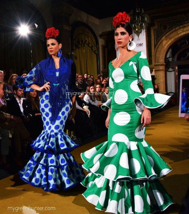 Robe, Robes De Flamenco, Danseurs De Flamenco, Espagnol, Gitan, Grenade,  Espagne, Grands Vêtements, Coiffures De Mariage