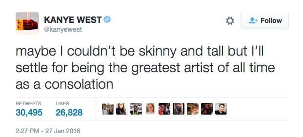 Kanye West Just Went In On Wiz Khalifa In An Epic Tweetstorm Pretty Words Kanye Kanye West