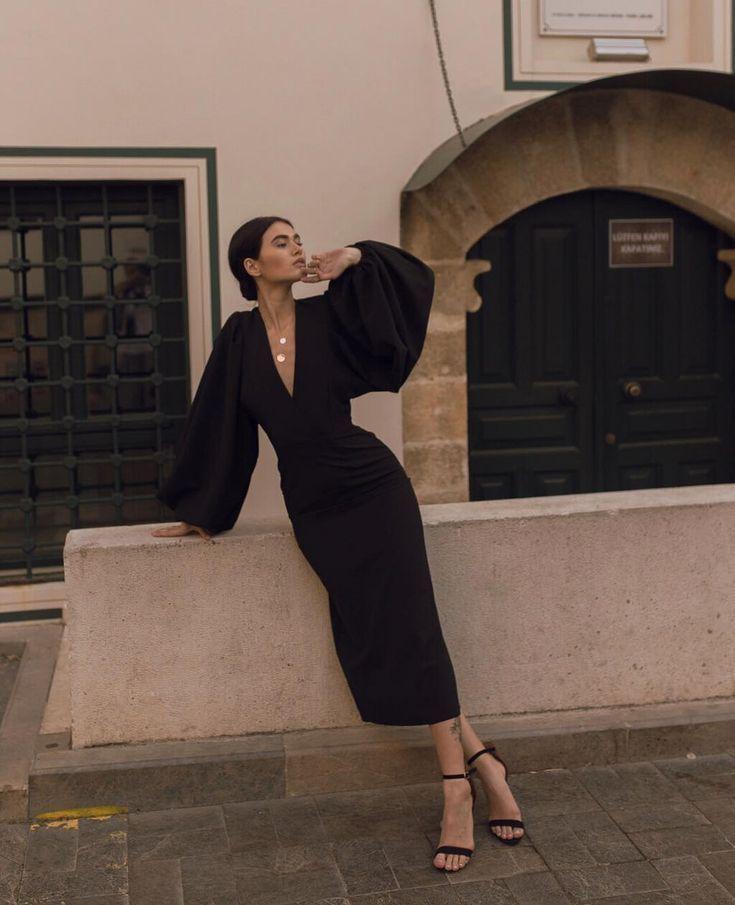 Parisian style - #kleid #Parisian #Style #parisianstyle
