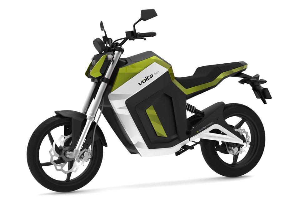 Volta BCN Sport from Spain Electric motorbike
