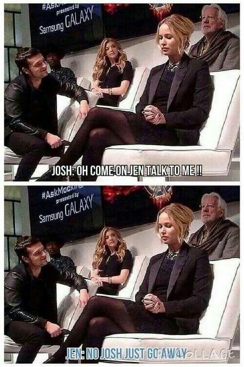 Joshifer // The Hunger Games // THG