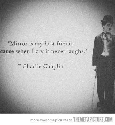 Charlie Chaplin On Mirrors Charlie Chaplin Technology