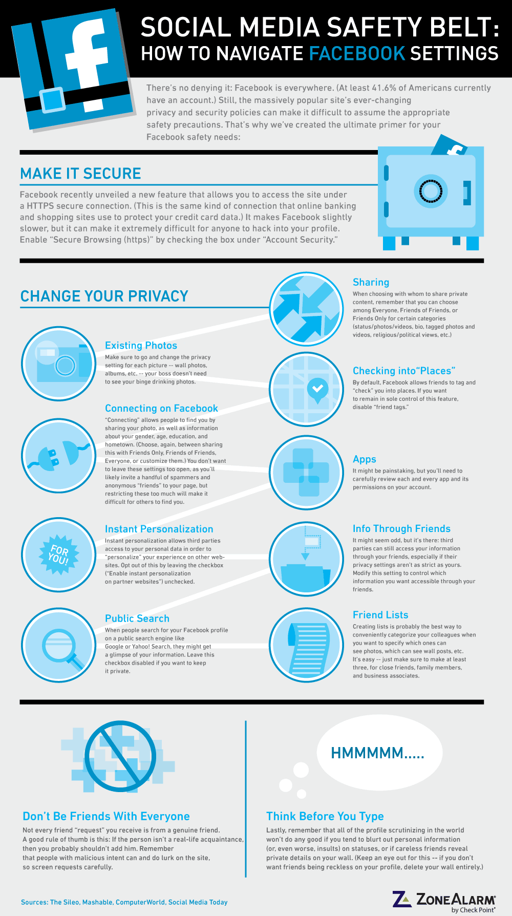 Facebook Security and Privacy Settings You Should Know