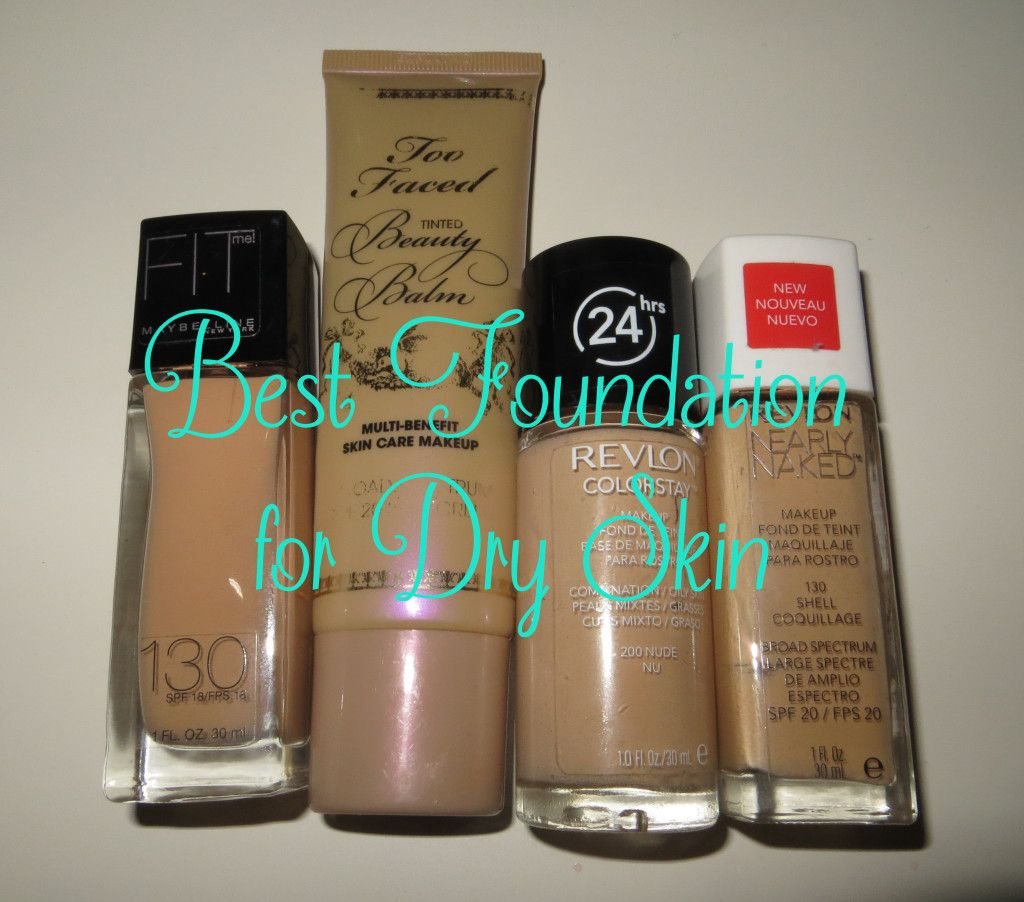 The Best Full Coverage Foundation Best foundation for