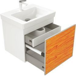 Eichenschränke #bathroomvanitydecor