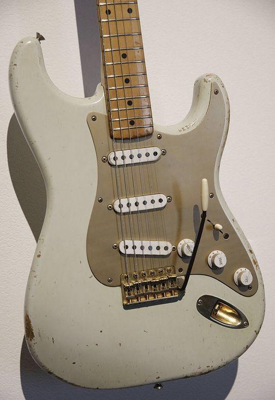 Fender Stratocaster #0001  #fenderguitars