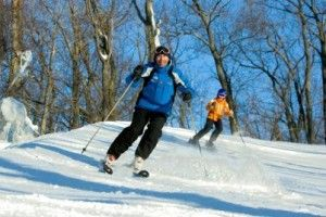 Win 2 Beginner Ski or Snowboarding Packages for Ski Roundtop in Lewisberry, Pennsylvania.