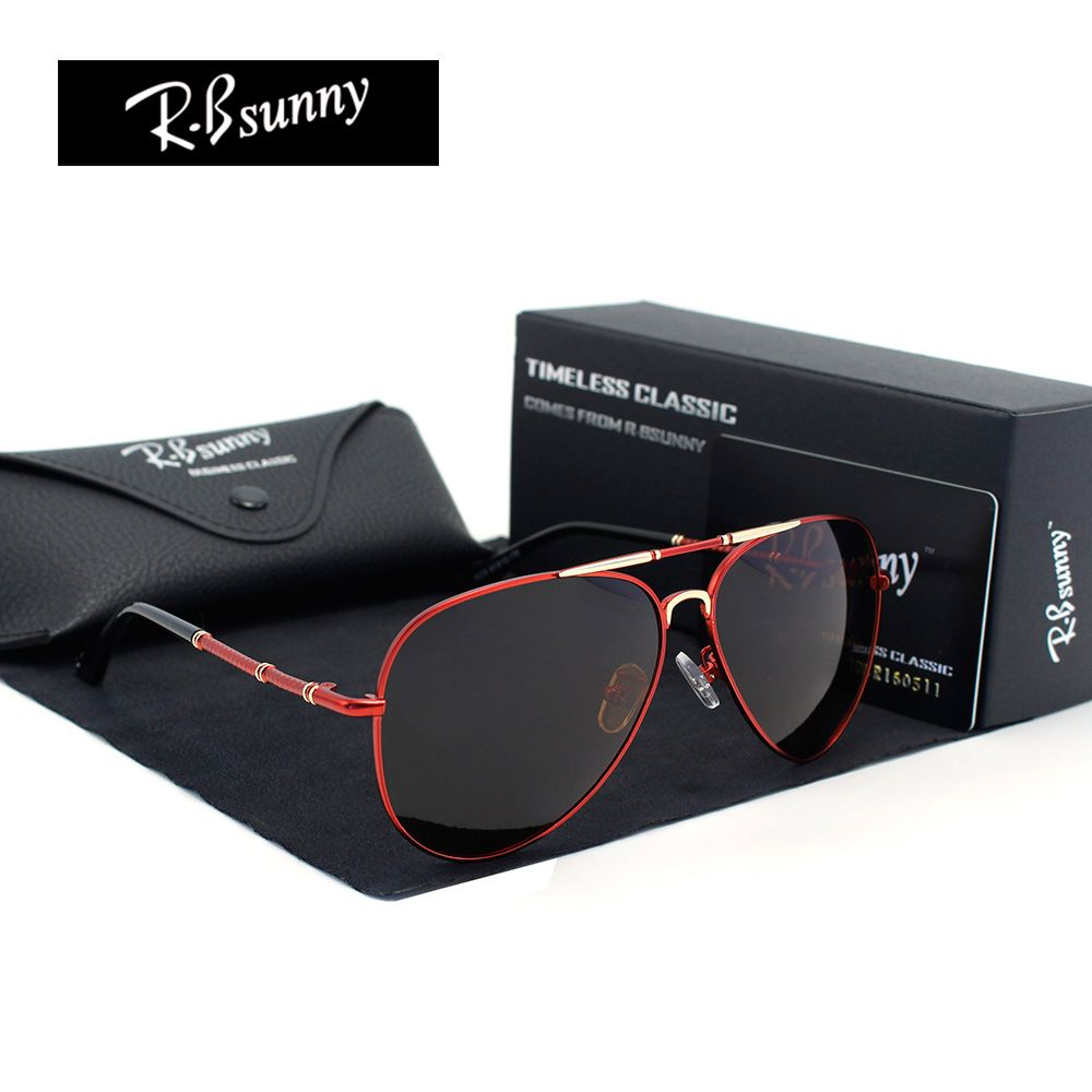 Fashion women sunglasses High quality classic brand polarized HD men  sunglasses Driving Anti-glare UV400 0e601883c0