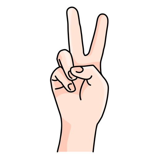 Peace Hand Sign Cartoon Ad Paid Sponsored Hand Sign Cartoon Peace How To Draw Hands Hand Art Drawing Peace Sign Drawing