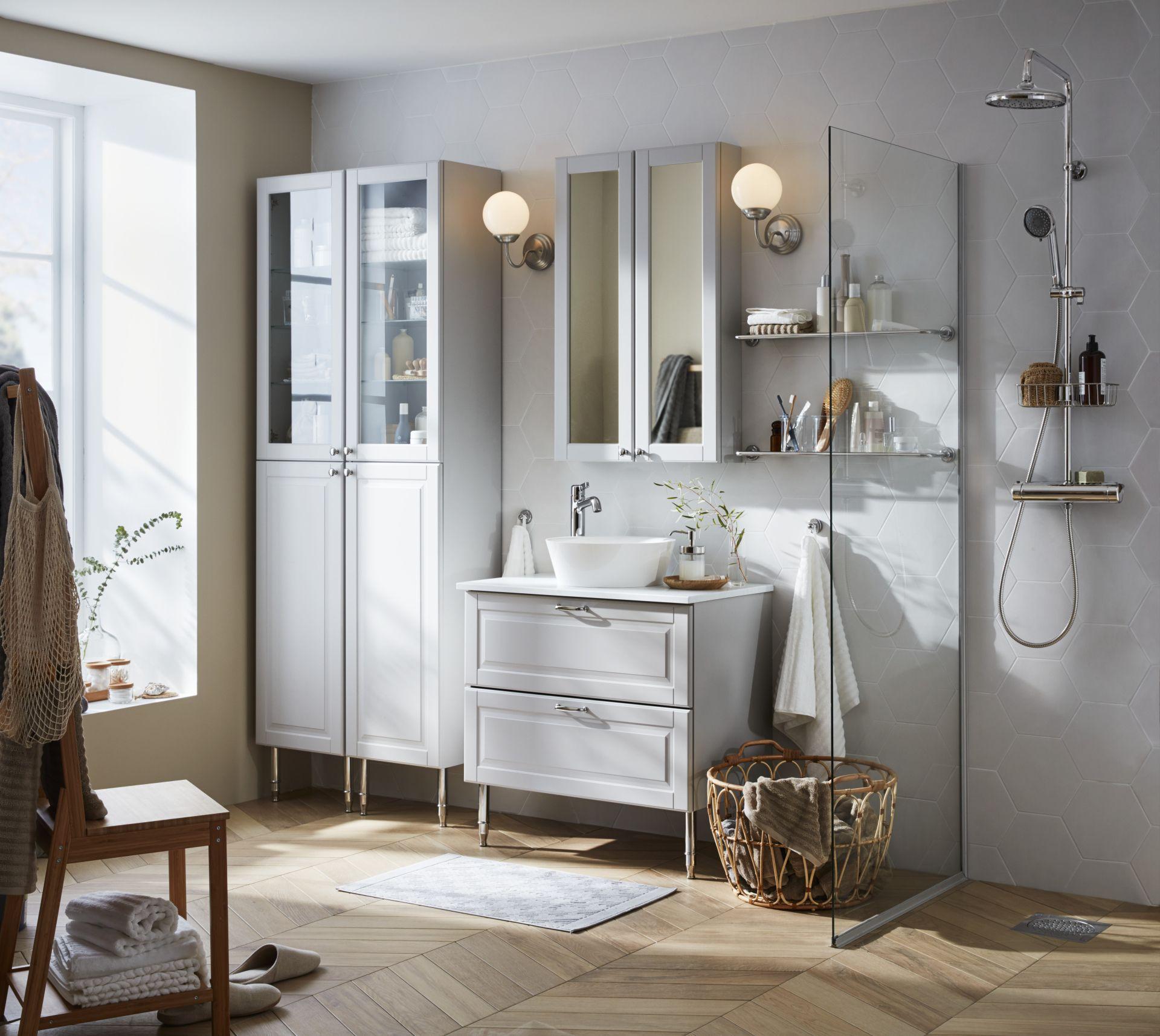 Photo Armoire Salle De Bains Miroir Ikea